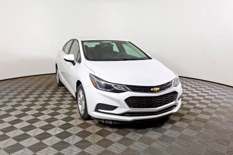 Pre-Owned 2016 CHEVROLET Cruze LT Front Wheel Drive 4dr Car