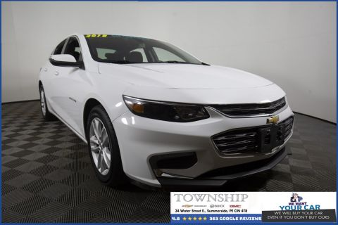 Certified Pre-Owned 2018 Chevrolet Malibu LT FWD 4dr Car