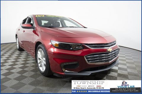 Certified Pre-Owned 2016 Chevrolet Malibu LT FWD 4dr Car