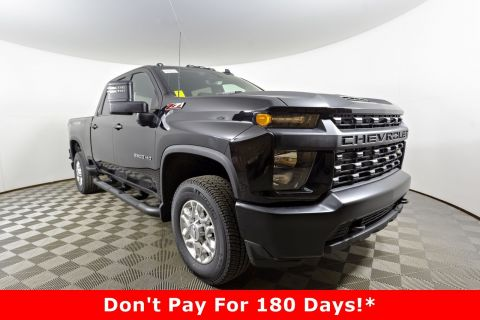 New 2020 Chevrolet Silverado 2500HD Work Truck 4WD Crew Cab Pickup