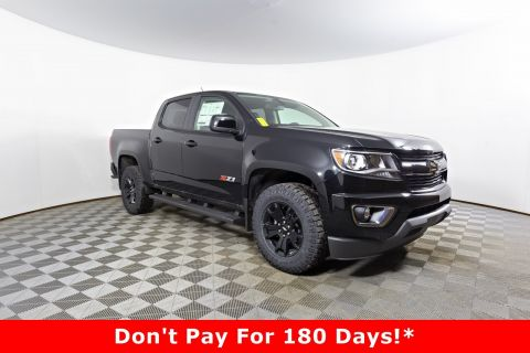 2020 Chevrolet Colorado 4WD Z71