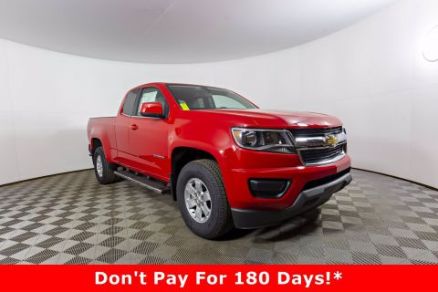 2020 Chevrolet Colorado 4WD Work Truck