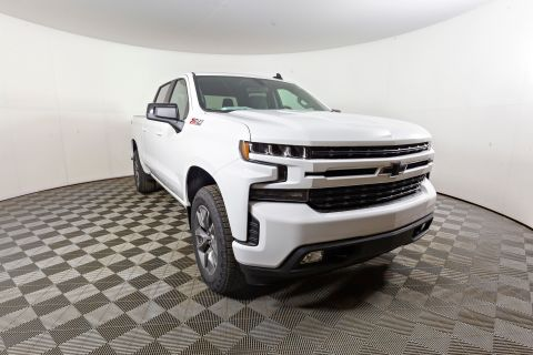 New 2020 CHEVROLET Silverado 1500 RST Four Wheel Drive Short Bed