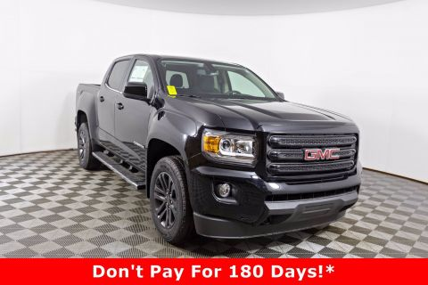 New 2020 GMC Canyon 4WD SLE 4WD Crew Cab Pickup