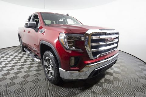New 2019 GMC Sierra 1500 SLE 4WD Extended Cab Pickup