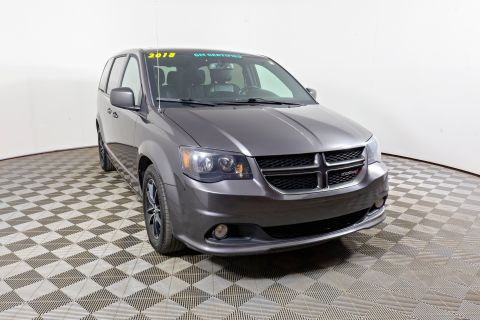 Pre-Owned 2018 DAIMLER DODGE Grand Caravan GT Front Wheel Drive Mini-van, Passenger