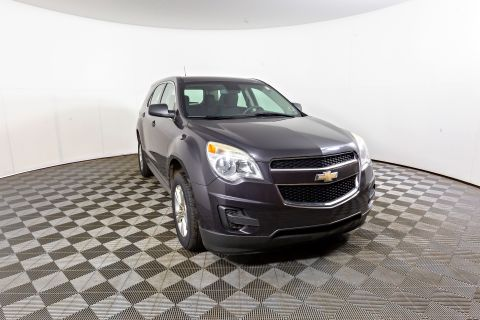 Pre-Owned 2013 CHEVROLET Equinox LS Front Wheel Drive Sport Utility