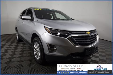 Certified Pre-Owned 2019 Chevrolet Equinox LT AWD Sport Utility