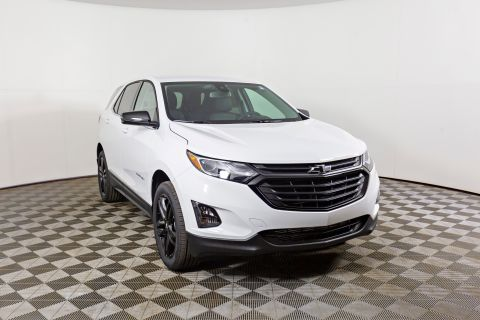 New 2020 CHEVROLET Equinox LT All Wheel Drive Sport Utility
