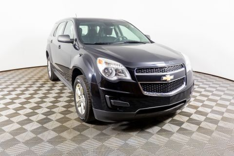 Pre-Owned 2015 CHEVROLET Equinox LS All Wheel Drive Sport Utility