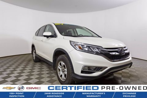 Certified Pre-Owned 2015 Honda CR-V $161 BI WEEKLY O.A.C AWD Sport Utility