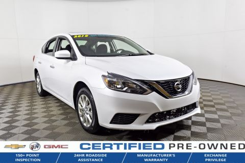 Certified Pre-Owned 2019 Nissan Sentra $128 BI WEEKLY O.A.C FWD 4dr Car