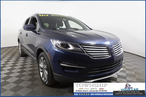 Pre-Owned 2015 Lincoln MKC LS AWD Sport Utility