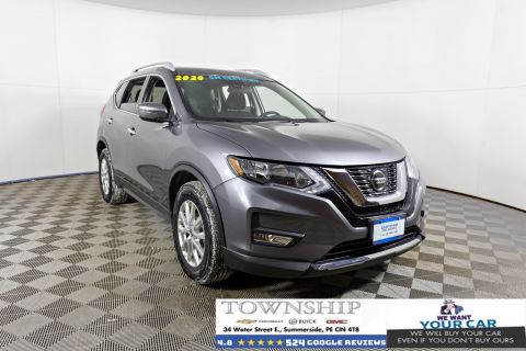 Certified Pre-Owned 2020 Nissan Rogue $204 BI WEEKLY O.A.C AWD Sport Utility