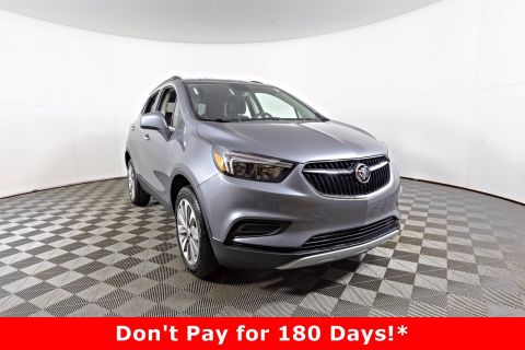 New 2020 BUICK Encore Preferred All Wheel Drive Sport Utility