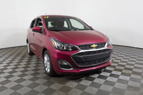 New 2019 Chevrolet Spark LT FWD Hatchback