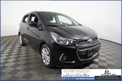 Certified Pre-Owned 2018 Chevrolet Spark LT FWD Hatchback