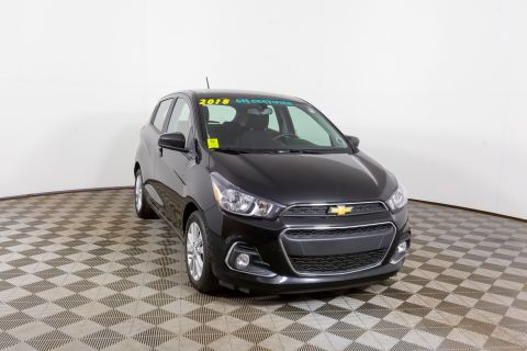 Pre-Owned 2018 CHEVROLET Spark LT Front Wheel Drive Hatchback